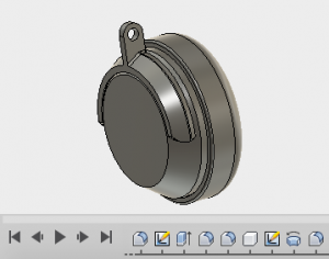 Fusion 360 Timeline Feature