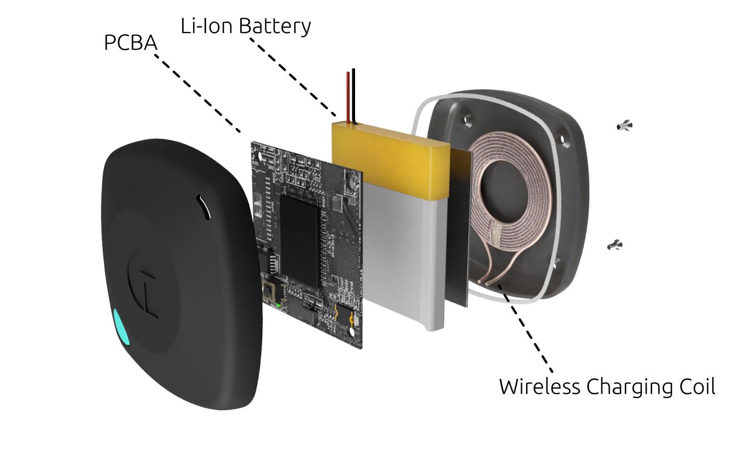IoT sensor inside