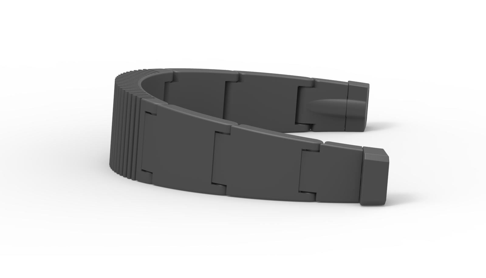 3D printable headband